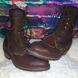 Adtec women's leather boots